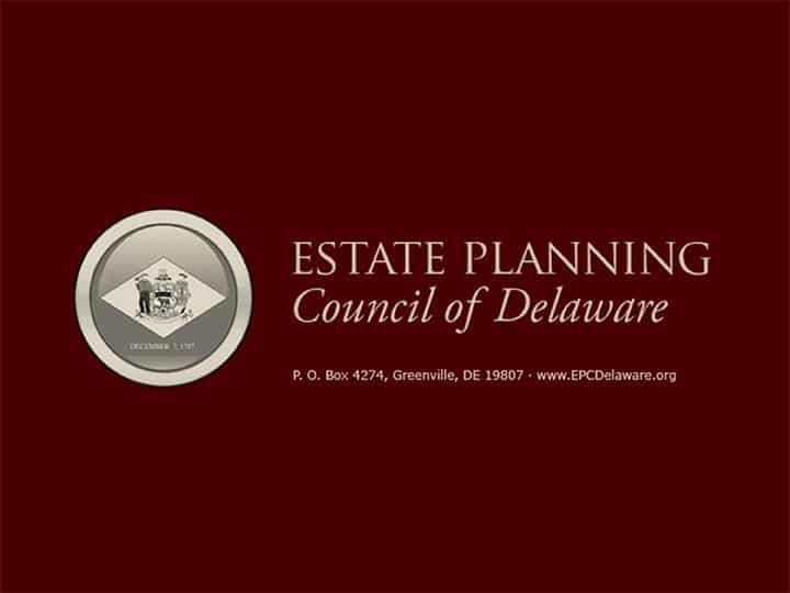Estate Planning Council - Delaware CPA