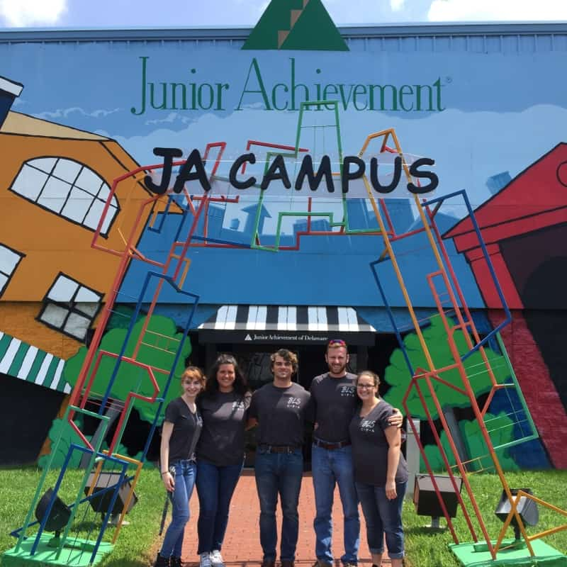 Junior Achievement - Delaware CPA firm